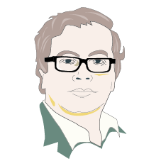 Gustavo Petro, Bogotá, ilustración.