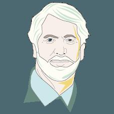 Enrique Peñalosa, Bogotá, ilustración.